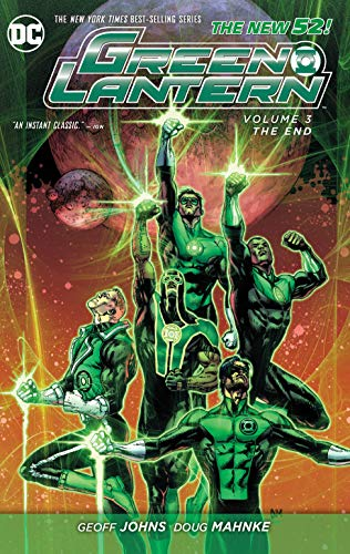 9781401246846: Green Lantern Vol. 3: The End (The New 52)