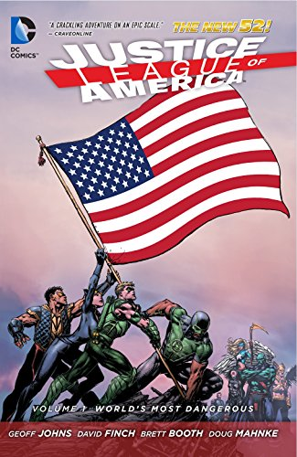 9781401246891: Justice League of America Vol. 1: World's Most Dangerous (The New 52) (Justice League of America: the New 52)