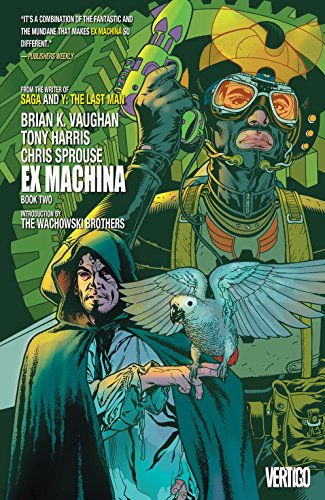 9781401246914: Ex Machina Book Two
