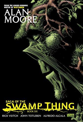 9781401246921: Saga of the Swamp Thing, Book 6