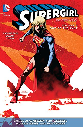 9781401247003: Supergirl Vol. 4: Out of the Past (The New 52)