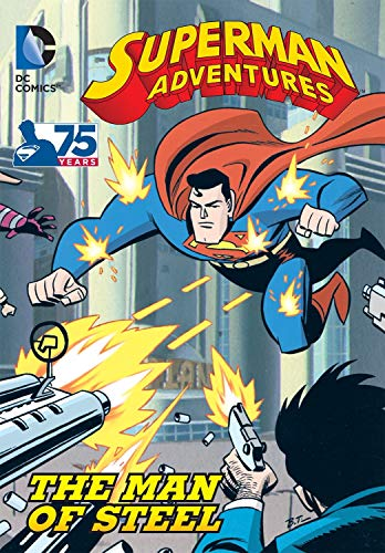 Superman Adventures: The Man of Steel: Mark Millar, Dan