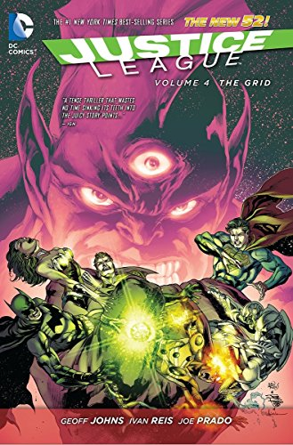 9781401247171: Justice League Vol. 4: The Grid (The New 52)