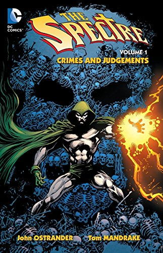 9781401247188: The Spectre Vol. 1: Crimes and Judgments