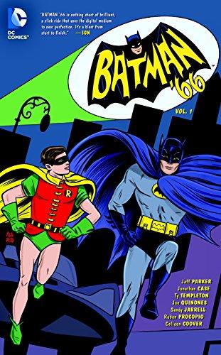 9781401247218: Batman '66 Vol. 1