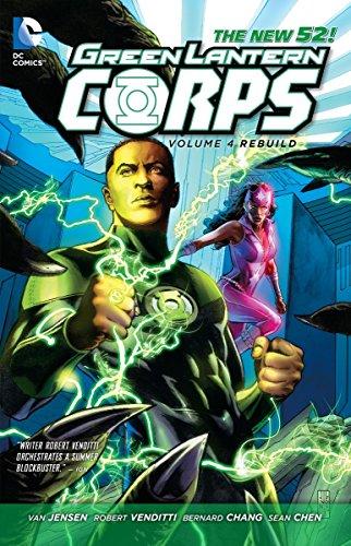 9781401247454: Green Lantern Corps Vol. 4: Rebuild (The New 52)