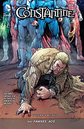 Constantine Volume 2 TP (The New 52) (Paperback)