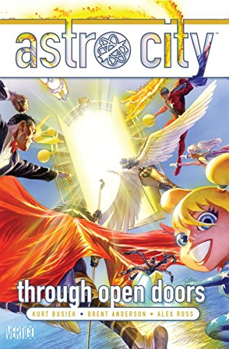 9781401247522: Astro City Through Open Doors HC