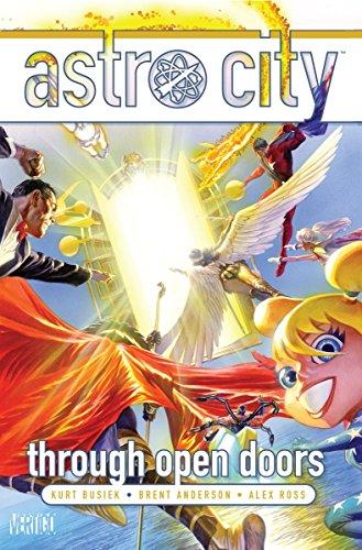 9781401247522: Astro City: Through Open Doors