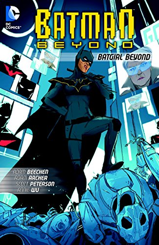 9781401247539: Batman Beyond: Batgirl Beyond