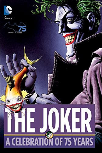 Joker A Celebration of 75 Years HC (The Joker)