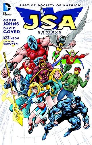 JSA Omnibus Vol. 1: David Goyer; Geoff Johns