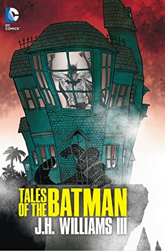 9781401247621: Tales of the Batman: J.H. Williams III HC