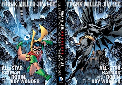 9781401247638: Absolute All-Star Batman And Robin, The Boy Wonder