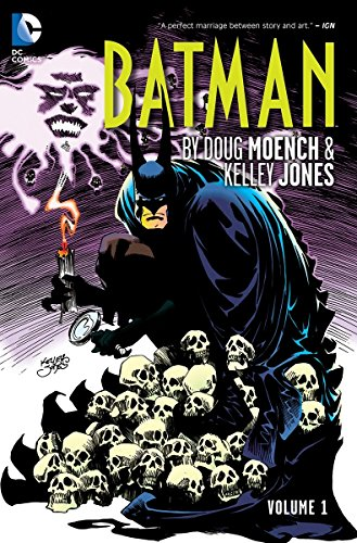 Batman By Doug Moench & Kelley Jones Vol. 1