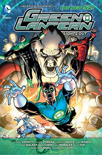 9781401248161: Green Lantern: Lights Out (The New 52)