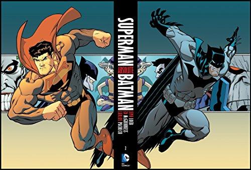 Absolute Superman / Batman: Volume 2 (Hardback): Jeph Loeb