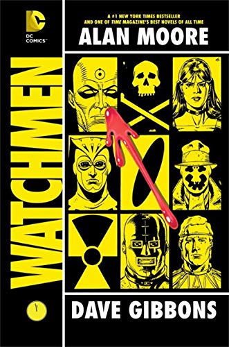 9781401248192: Watchmen International Edition TP (DC Comics)