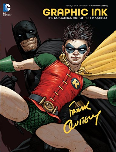 9781401248406: Graphic Ink: The DC Comics Art of Frank Quitely HC