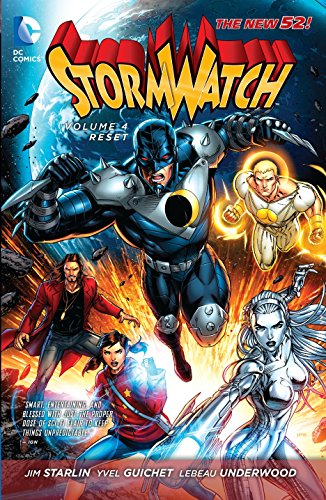 9781401248413: Stormwatch Vol. 4: Reset (The New 52)