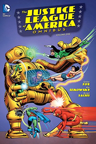 9781401248420: Justice League of America Omnibus Vol. 1