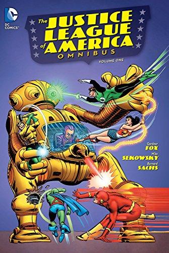 Justice League of America Omnibus Vol. 1: Various