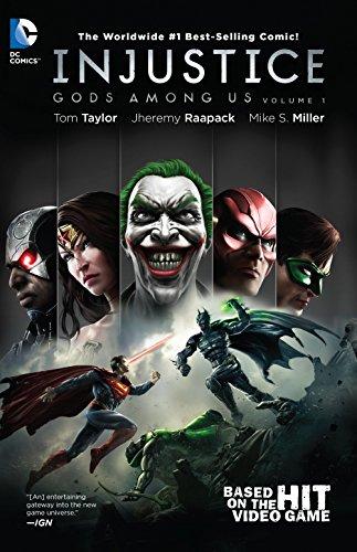 9781401248437: Injustice: Gods Among Us Volume 1 TP
