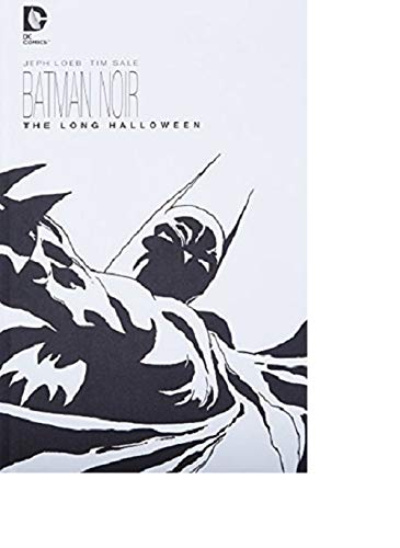 BATMAN NOIR THE LONG HALLOWEEN DELUXE ED