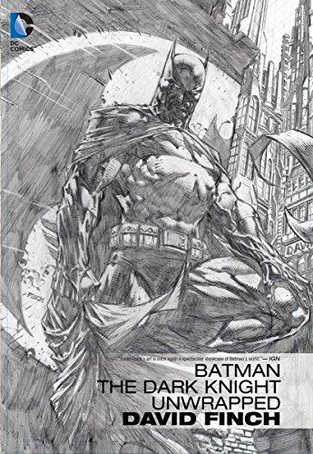 9781401248840: Batman: The Dark Knight Unwrapped David Finch HC