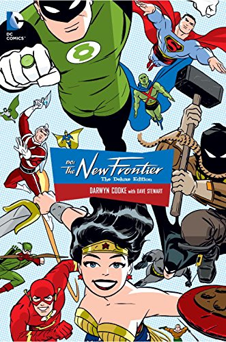 9781401248888: DC: The New Frontier Deluxe Edition HC