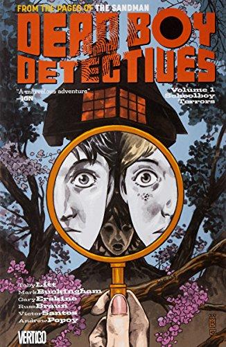 9781401248895: Dead Boy Detectives Vol. 1: Schoolboy Terrors