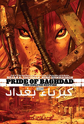 9781401248949: Pride of Baghdad Deluxe Edition