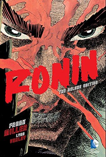 9781401248956: Ronin: The Deluxe Edition