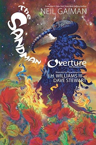 The Sandman: Overture Deluxe Edition: Gaiman, Neil