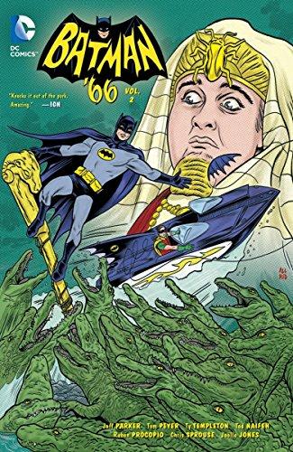 9781401249328: Batman '66 Volume 2 HC