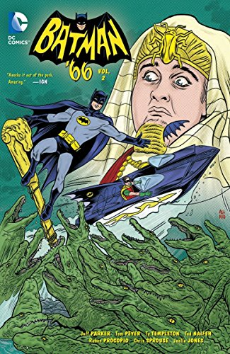 9781401249328: Batman '66 Vol. 2