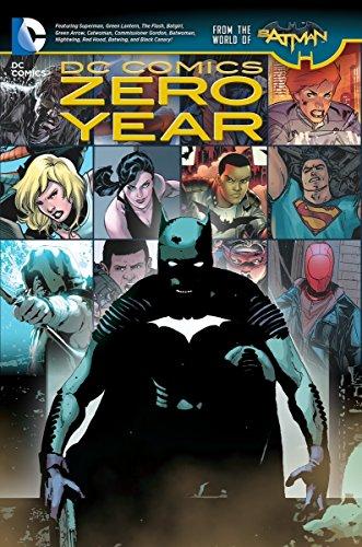 DC Comics: Zero Year (The New 52)
