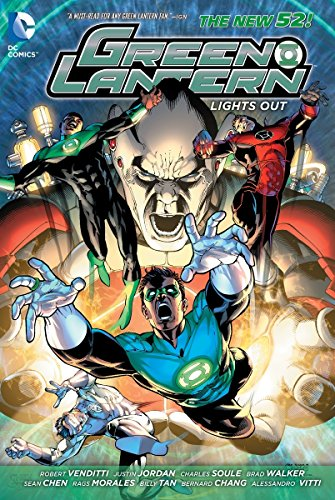9781401249434: Green Lantern: Lights Out (The New 52)