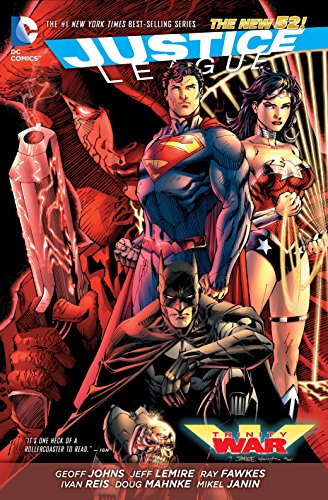 9781401249441: Justice League: Trinity War (New 52)