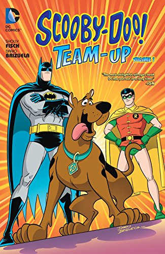 9781401249465: Scooby-Doo Team-Up TP