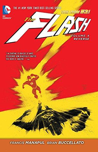 The Flash Volume 4: Reverse TP (The New 52): Manapul, Francis; Buccellato, Brian