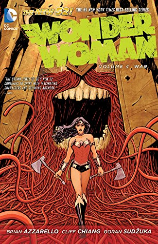 9781401249540: Wonder Woman Volume 4: War TP (The New 52) (Wonder Woman (DC Comics Numbered))