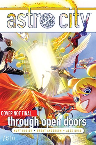 9781401249960: Astro City: Through Open Doors TP
