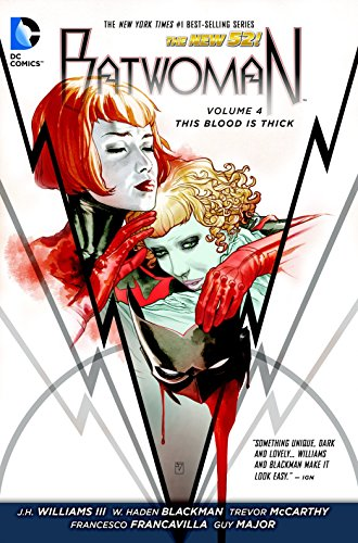 9781401249991: Batwoman Volume 4: This Blood is Thick TP (The New 52)