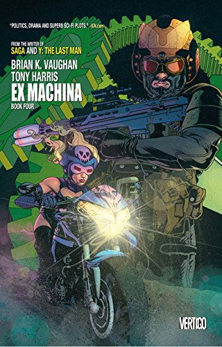 9781401250027: Ex Machina. Book Four