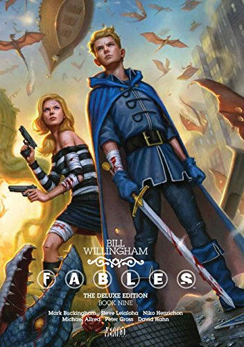 Fables: Book Nine (Deluxe Edition)