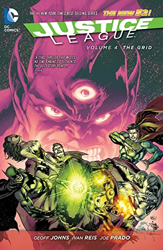 9781401250089: Justice League Vol. 4: The Grid (The New 52)