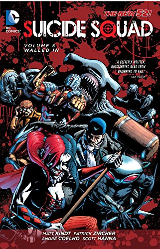 9781401250126: Suicide Squad Vol. 5: Walled In (The New 52)