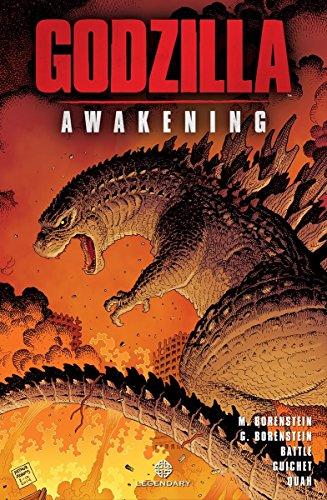 9781401250355: Godzilla: Awakening (Legendary Comics)