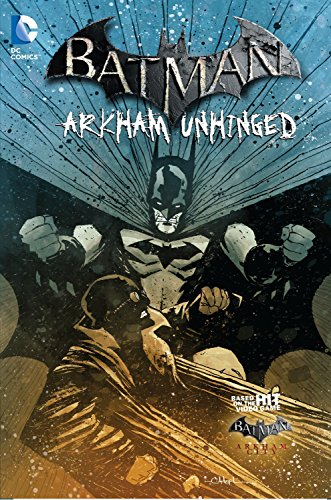 9781401250423: Batman: Arkham Unhinged Vol. 4